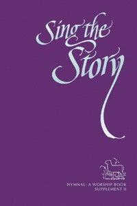 Picture of songbook Sing the Story.